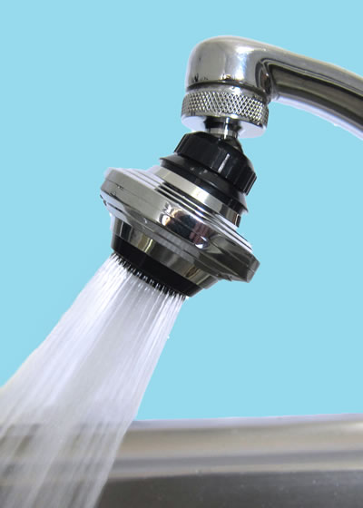 Tap Shower Attachments SWISH A SINK Swivel Commercial Aerator
